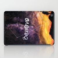 Don't Stop Believing iPad Case