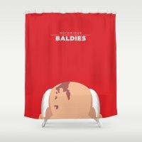 Gorbachev Shower Curtain