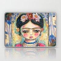 The Heart Of Frida Kahlo… Laptop & iPad Skin