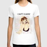 "lyrics T-shirts featuring "" Lyrics "" by Karu Kara"