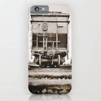 Waiting for work iPhone 6 Slim Case