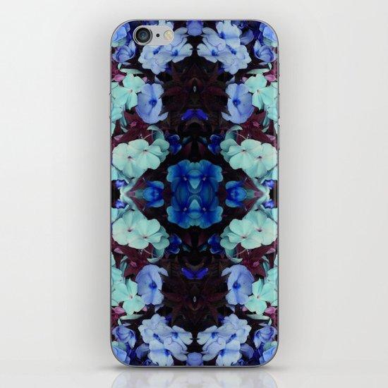Future Floral III iPhone & iPod Skin