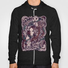 Girl And Friends Hoody