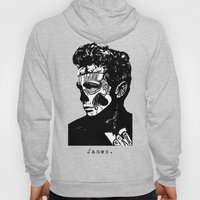 James Dean. Rebel: Zombie. Hoody
