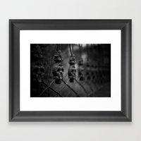 Guardians Framed Art Print
