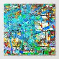 Eric (Goldberg Variation… Canvas Print