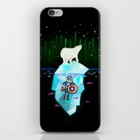 Wonders Above And Below iPhone & iPod Skin