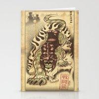 Battlecat Stationery Cards