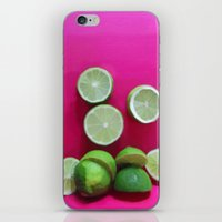 Cherry Limeade iPhone & iPod Skin
