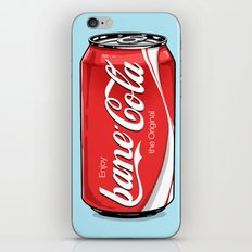 Bane Cola iPhone & iPod Skin