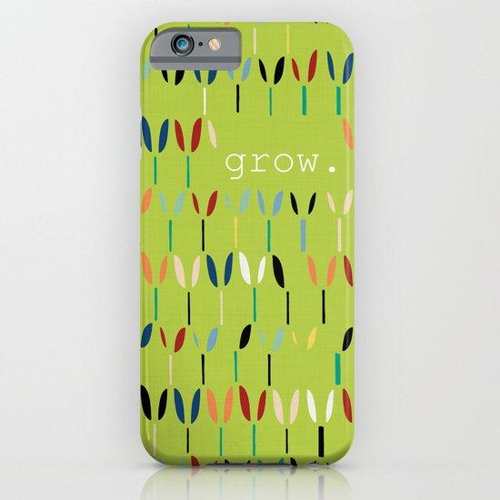 grow. iPhone & iPod Case