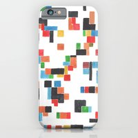 iPhone Cases featuring Pattern #11 by Dreamy Me