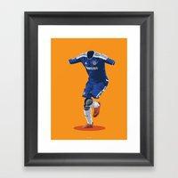 Chelsea 2011/12 - Champi… Framed Art Print