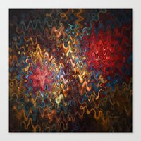Abstract 60816 Canvas Print
