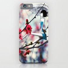 La Fille à l'Ombrelle iPhone 6 Slim Case