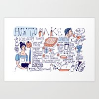 How To: Cobbler Art Print