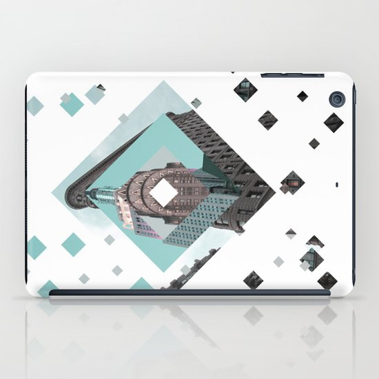 New York City Diamonds iPad Case