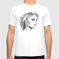 Day Dreamer Mens Fitted Tee White SMALL