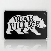 Bear Village - Polar Laptop & iPad Skin