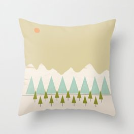 Throw Pillow - Simplicity - Tammy Kushnir