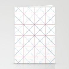 Geometric No 2 Stationery Cards
