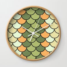 Citrus Tones Wall Clock