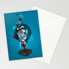 I ❤ GAMING Stationery Cards