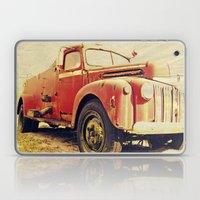 Full Truck Heroes Never Die.  Laptop & iPad Skin
