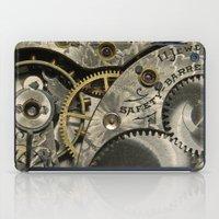 Clockwork Homage iPad Case