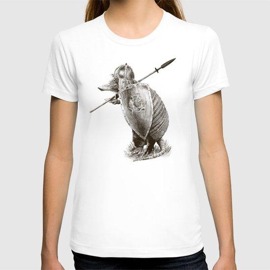 Armadillo by Eric Fan & Viviana González T-shirt