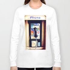 Payphone Long Sleeve T-shirt