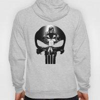 The Punisher Hoody