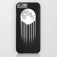 iPhone & iPod Case featuring Moon-City by Adil Siddiqui