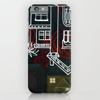 iPhone & iPod Case featuring Hell's Paradise (no text) by Justin Perkins