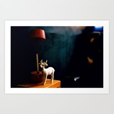 Dear Deer Art Print