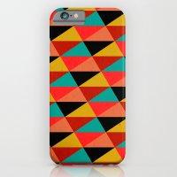 Ternion Series: Wintertide Jubilee Motif iPhone 6 Slim Case