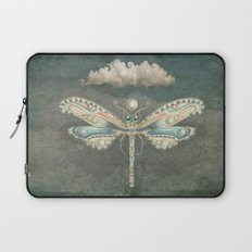 Dragonfly of the moon Laptop Sleeve