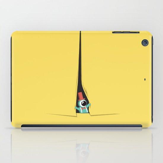 Peek show! iPad Case