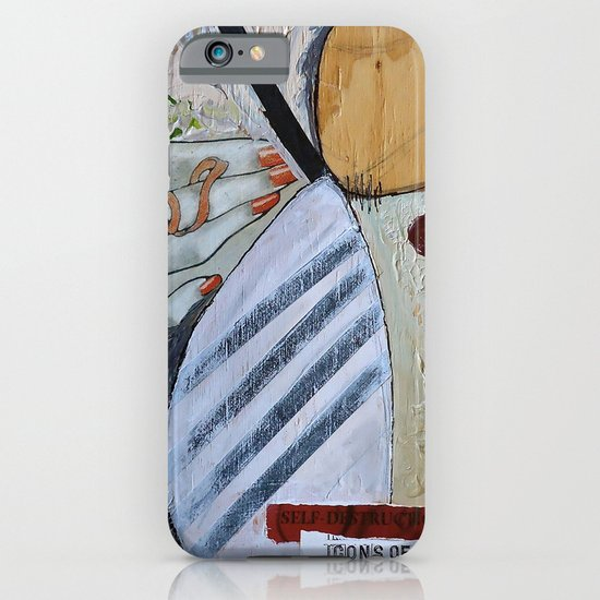 Icons of Hurt iPhone & iPod Case
