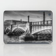 Lambeth Bridge London iPad Case