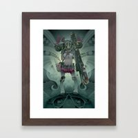 KOGAL APOCOLYPTICA 2013 Framed Art Print