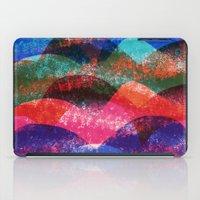 Scallop print iPad Case