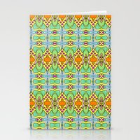 Bananas, Tangerines And … Stationery Cards