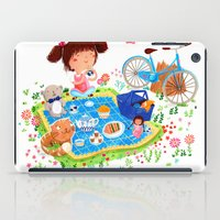 Picnic iPad Case