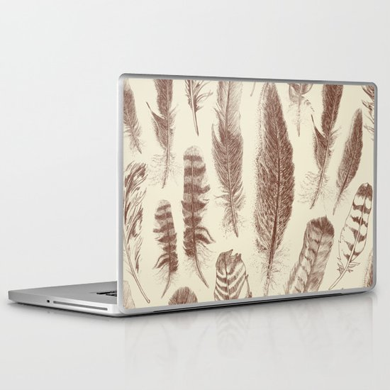 Study of Flight Laptop & iPad Skin