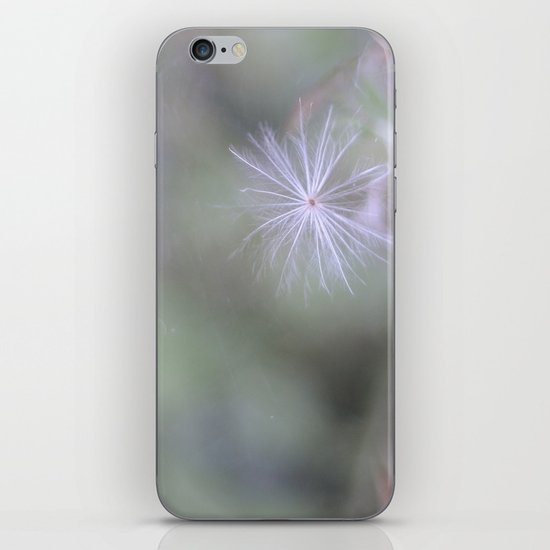 lightness iPhone & iPod Skin