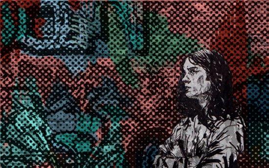 """""""Wakin' on a Pretty Daze"""" by Matthew Vidalis Art Print"""