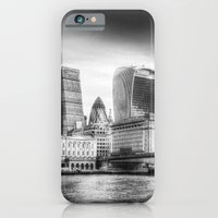 City Of London And River… iPhone 6 Slim Case