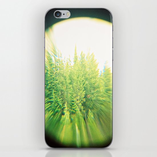Sometimes, you need to look at life from a different perspective iPhone & iPod Skin