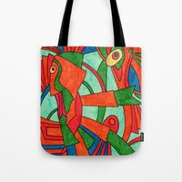 - Faces S - Tote Bag